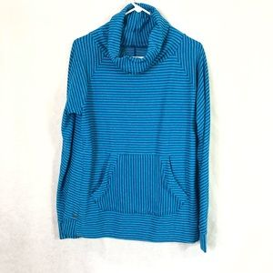 Outdoor Research Striped Pullover Blue